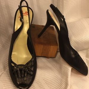 """Butter 3""""heel AMAZING soft buttery leather FUN!"""